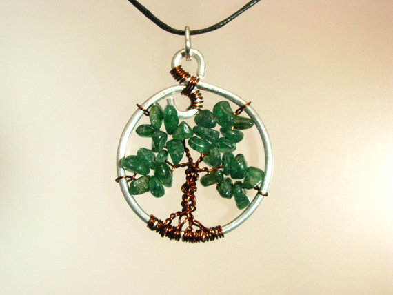Tree of Life Tuesday – Dark Green Aventurine, the good luck stone