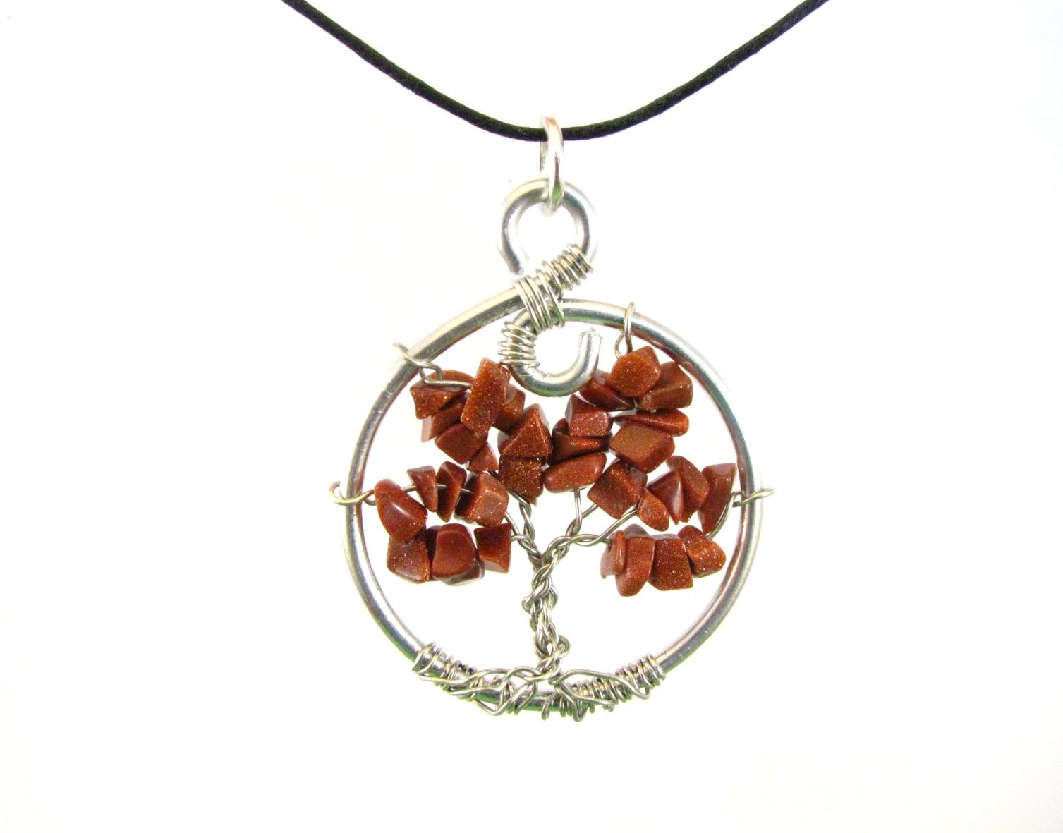 Tree of Life Tuesday – Goldstone Tree Made At the Beach